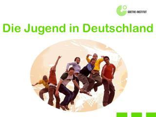Die Jugend in Deutschland