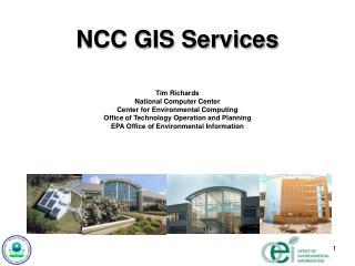 NCC GIS Services
