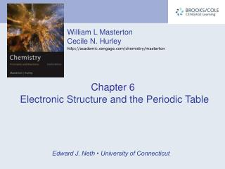 Chapter 6 Electronic Structure and the Periodic Table