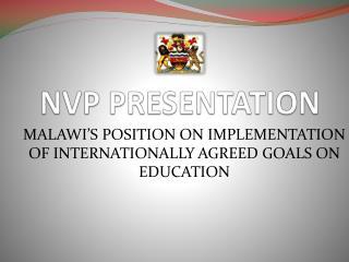 NVP PRESENTATION