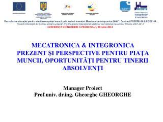 MECATRONI C A