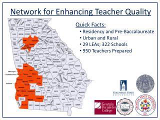 Network for Enhancing Teacher Quality