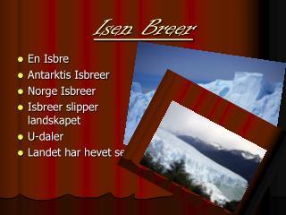 Isen Breer
