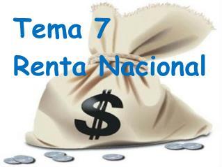Tema 7 Renta Nacional