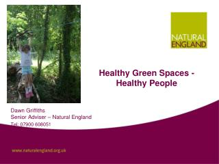 Healthy Green Spaces - Healthy People