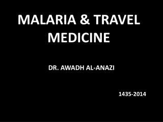 Dr.  awadh  al- anazi 1435-2014
