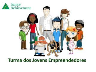 Turma dos Jovens Empreendedores