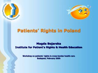 Patients' Rights  in Poland
