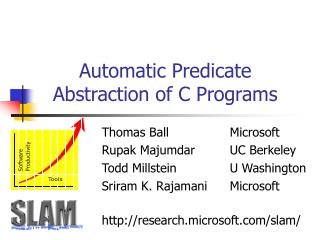 Automatic Predicate Abstraction of C Programs
