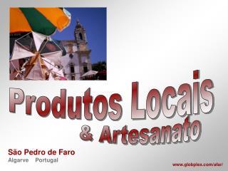 São Pedro de Faro Algarve    Portugal
