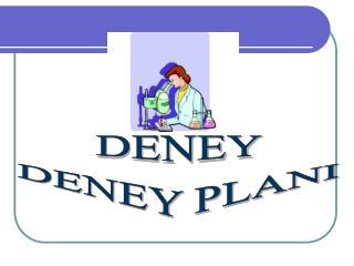 DENEY  DENEY PLANI