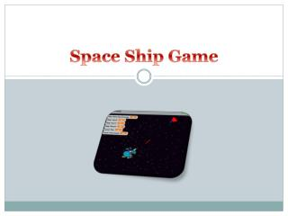 Space Ship Game