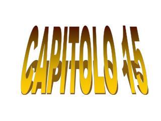 CAPITOLO 15