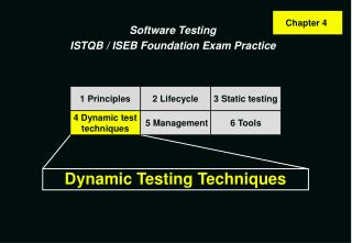 Dynamic Testing Techniques