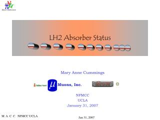 LH2 Absorber Status