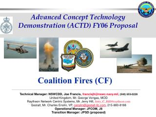 Coalition Fires (CF)