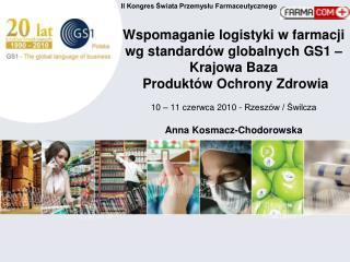 II Kongres Świata Przemysłu Farmaceutycznego