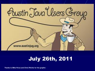July 26th, 2011