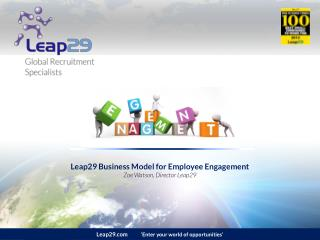 Leap29           'Enter your world of opportunities'
