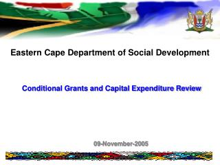 Eastern Cape Department of Social Development
