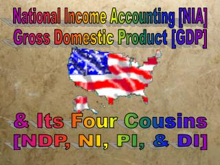 Gross Domestic Product [GDP]
