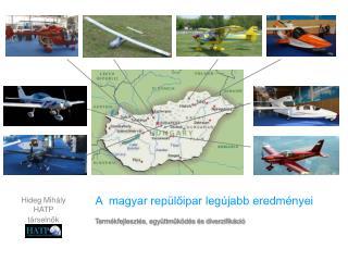A  magyar repülőipar legújabb eredményei Termékfejlesztés, együttműködés és diverzifikáció