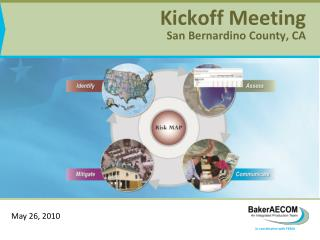 Kickoff Meeting San Bernardino County, CA