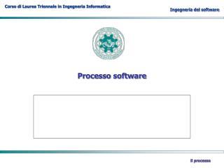 Processo software
