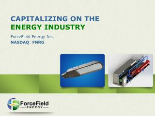 CAPITALIZING ON THE  ENERGY INDUSTRY