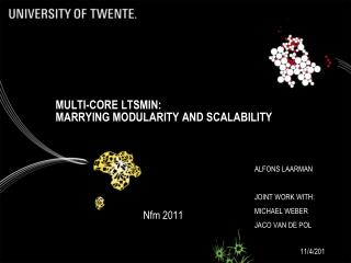 Multi-Core LTSmin: Marrying Modularity and Scalability