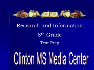Clinton MS Media Center