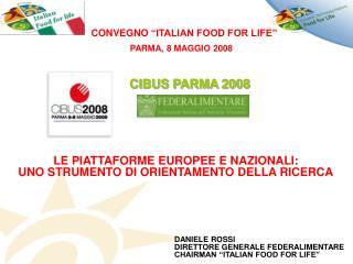 CIBUS PARMA 2008