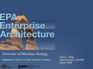 Overview of Metadata Strategy