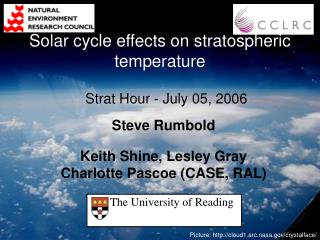 Solar cycle effects on stratospheric temperature