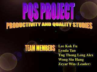 PQS PROJECT
