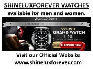 Shineluxforever- Fine Watches