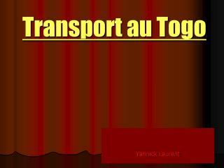 Transport au Togo