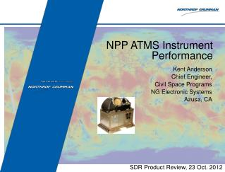 NPP ATMS Instrument  Performance
