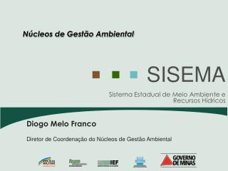 Sistema Estadual de Meio Ambiente e Recursos H�dricos