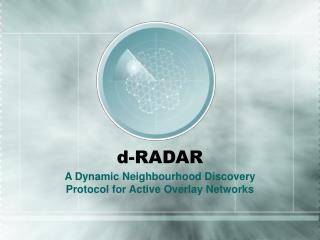 d-RADAR