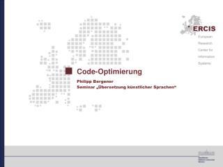 Code-Optimierung