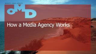 How a Media Agency Works