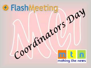 Coordinators Day