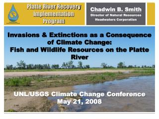 Platte River Recovery Implementation Program
