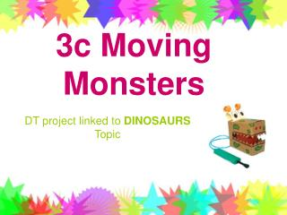3c Moving Monsters