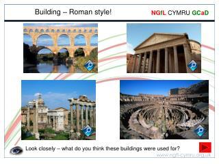Building – Roman style!