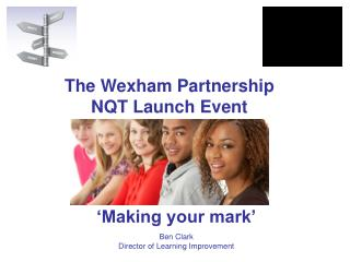 The Wexham Partnership NQT Launch Event