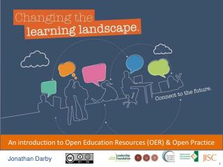 An introduction to Open Education Resources ( OER) & Open Practice
