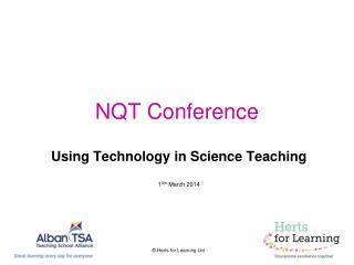 NQT Conference
