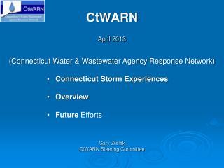 CtWARN April 2013